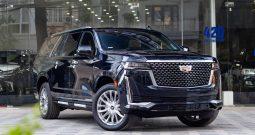 Cadillac Escalade ESV Premium 6.2L Luxury 2021