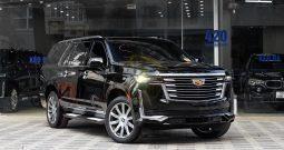 Cadillac Escalade ESV Platinum 600D 2021