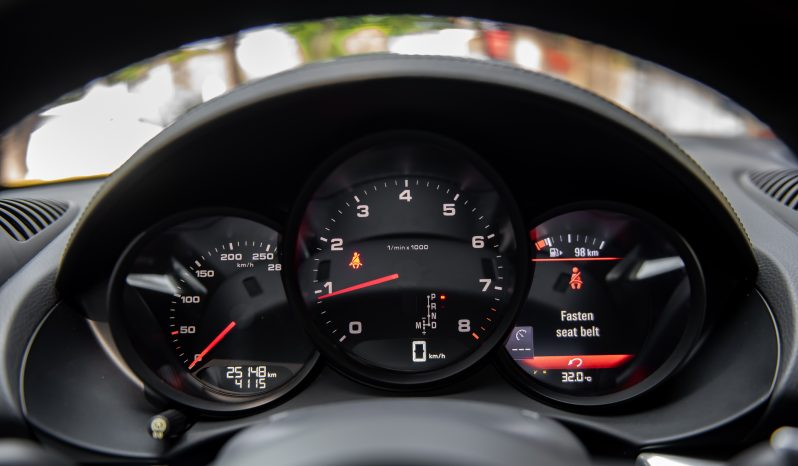 Porsche 718 Cayman 2019 full