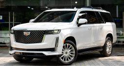 Cadillac Escalade ESV Premium Luxury 600D 2021