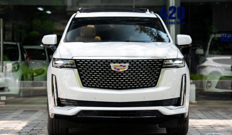 Cadillac Escalade ESV Premium Luxury 600D 2021 full