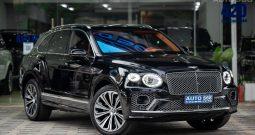 Bentley Bentayga V8 First Edition 2021