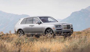 Rolls-Royce Cullinan 2021 full