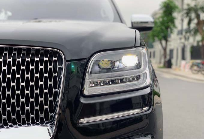 Lincoln Navigator Black Label 2021 full