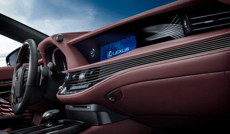 Lexus LS500h 2021 full