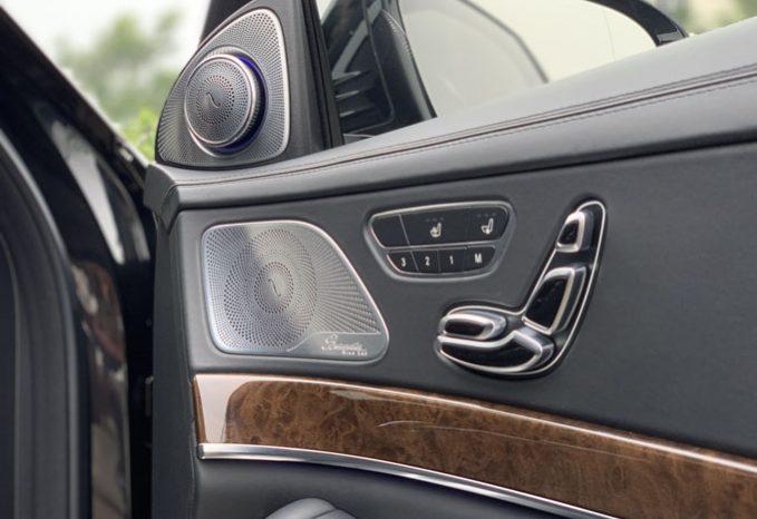 Mercedes Benz S-Class S500 2016 full