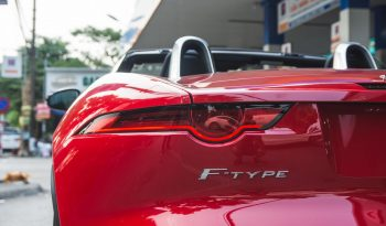 Jaguar F-Type R-Dynamic Convertible 2018 full