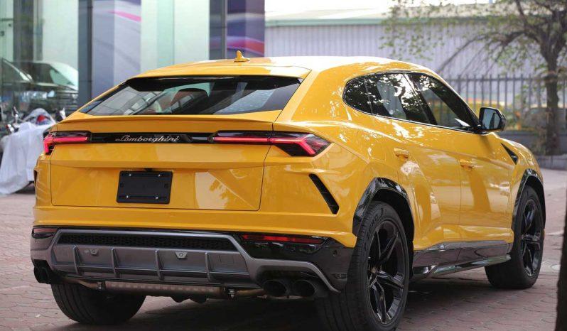 Lamborghini Urus Model 2021 full