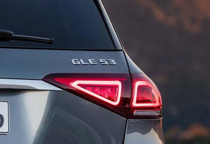Mercedes-Benz GLE53 AMG 4Matic+ 2021 full