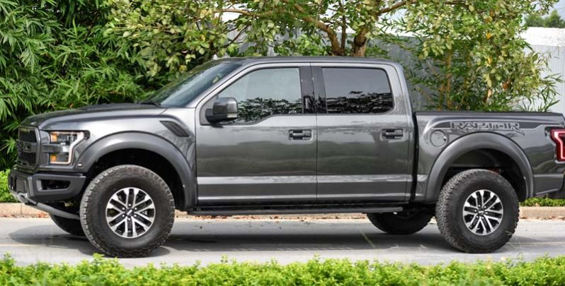 Ford F150 Raptor 2020 full