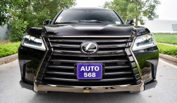 Lexus LX570 Inspiration 2020 full