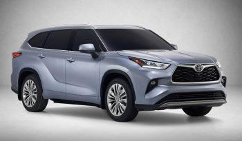 Toyota Highlander LE 2021 full