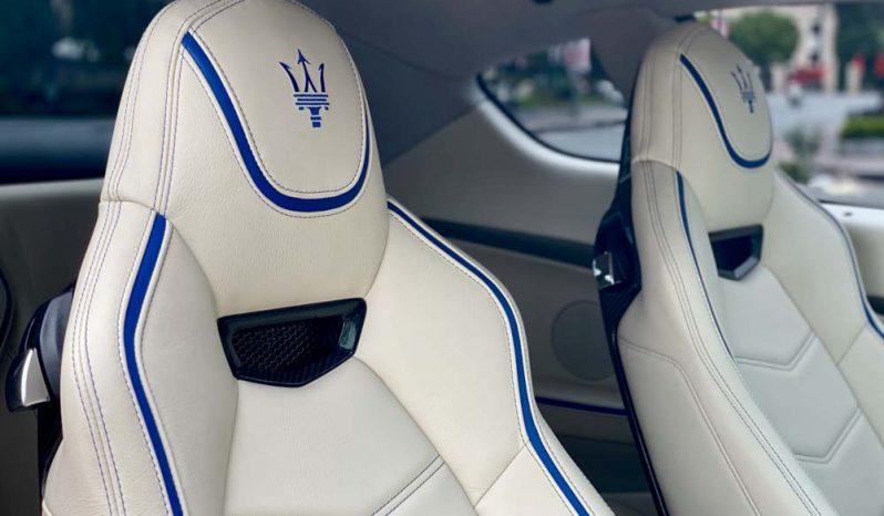 Maserati GranTurismo MC Sportline 2017 full