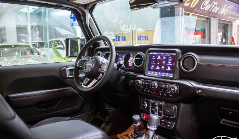 Jeep Gladiator Rubicon Launch Edition 2021 full