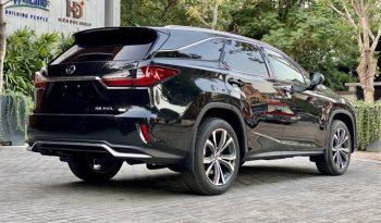 Lexus RX350L 2018 full