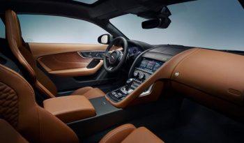 Jaguar F-Type R 2021 full