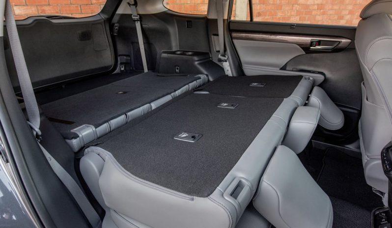 Toyota Highlander Platinum AMD 2021 full