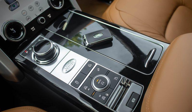 Range Rover Autobiography LWB 5.0 2021 full