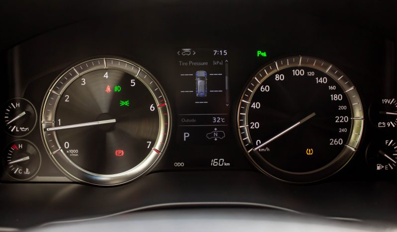 Lexus LX570MBS Super Sport 2021 full