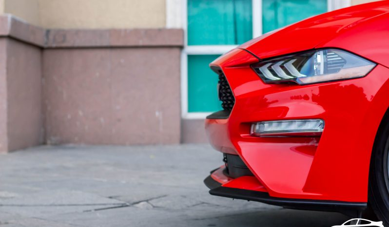 Ford Mustang 2.3 Ecoboost Model 2019 full