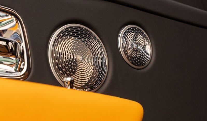 Rolls Royce Cullinan Black Badge 2021 full