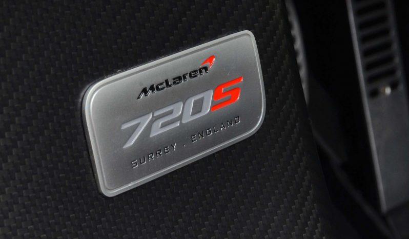 Mclaren 720s Spider 2021 full