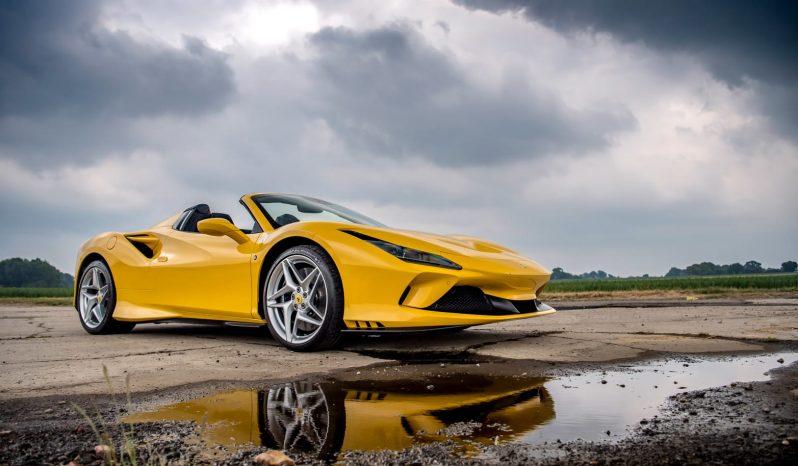 Ferrari F8 Spyder 2021 full