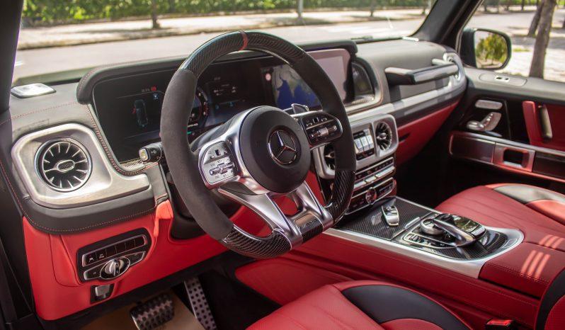 Mercedes G63 Trail Package 2021 full