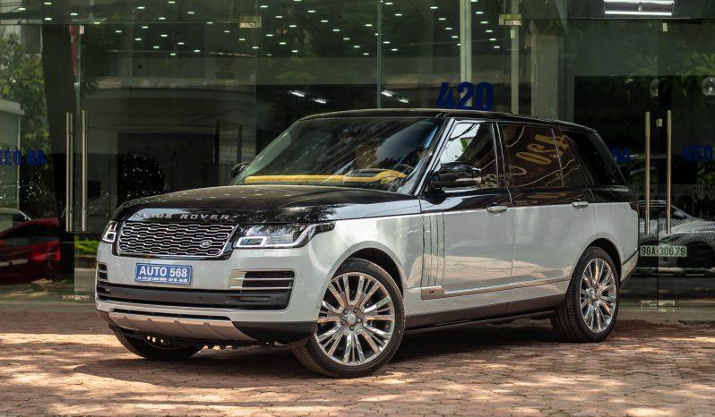 Range Rover SVAutobiography 3.0 LWB 2021 full