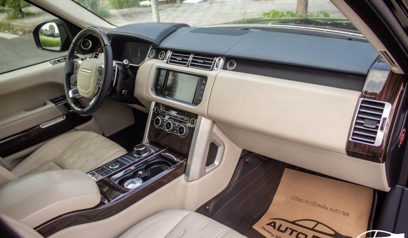 Range Rover Autobiography 5.0 LWB Black Edition 2015 full