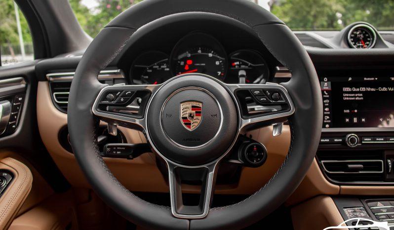 Porsche Macan 2021 full