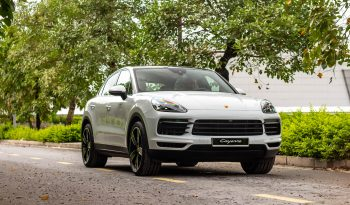 Porsche Cayenne Coupe Model 2021 full