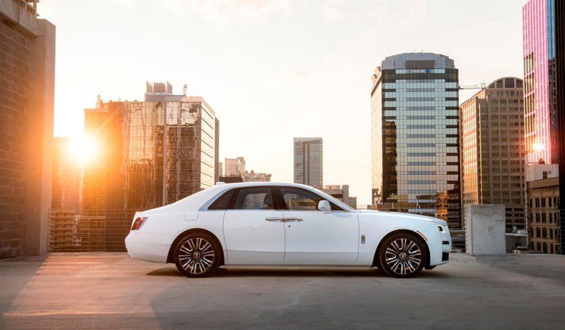 Rolls Royce Ghost 2021 full