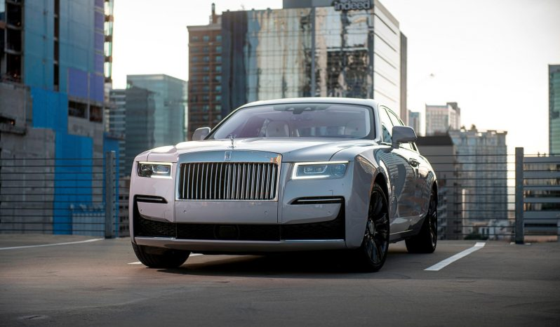Rolls Royce Ghost 2021 full