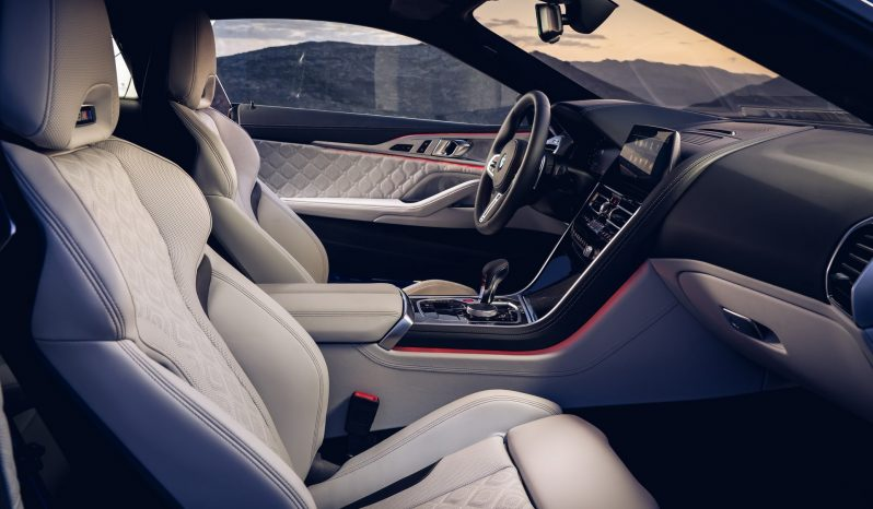 BMW M8 Competition Coupe 2021 full