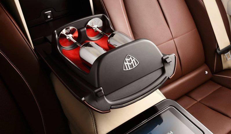 Mercedes Maybach GLS600 2021 full