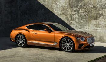 Bentley Continental GT 2021 full