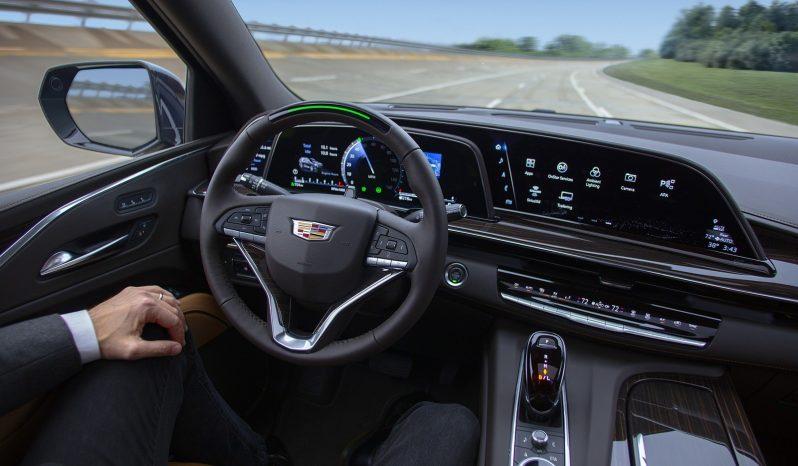 Cadillac Escalade EVS Platium 2021 full