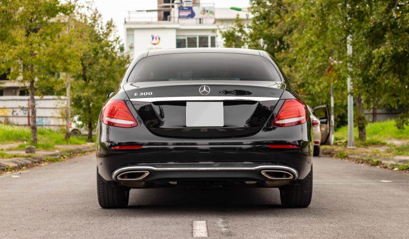 Mercedes E250 model 2018 full