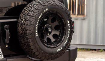 Jeep Wrangler Rubicon Unlimited 4×4 model 2016 full