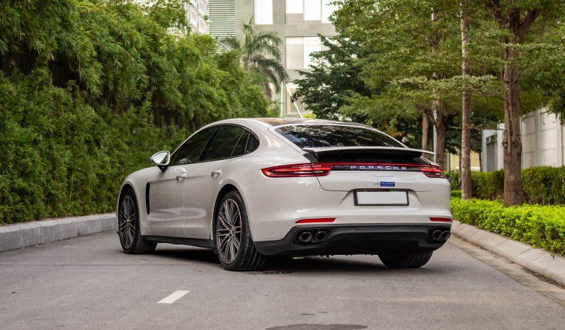 Porsche Panamera Model 2018 full