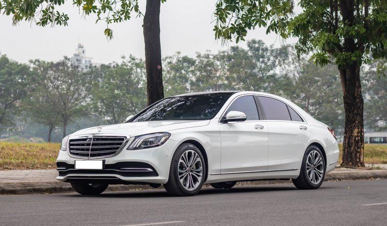 Mercedes S450 Luxury Model 2019 full