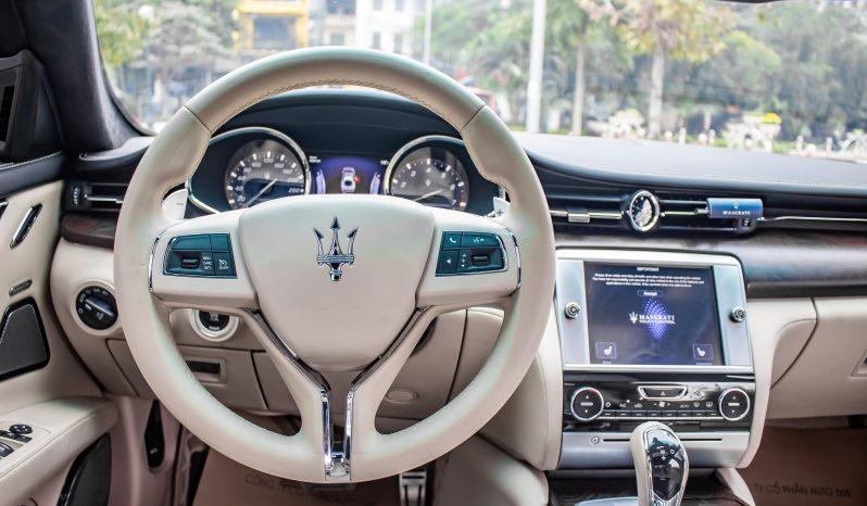 Maserati Quattroporte model 2017 full