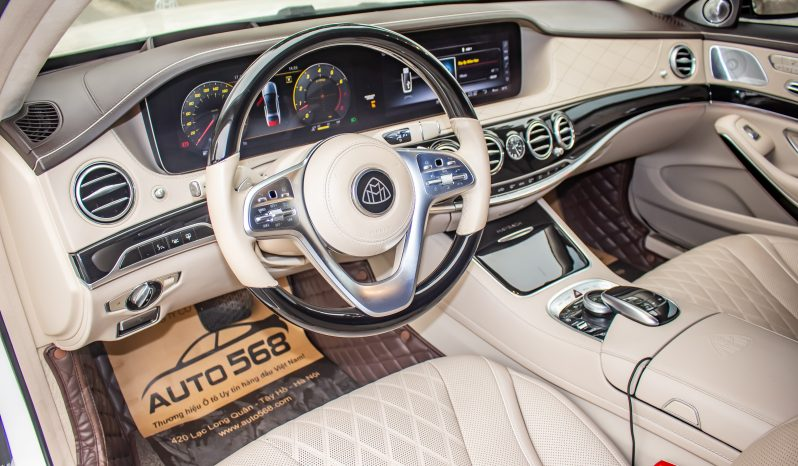 Mercedes S450 Maybach 4Matic 2018 full