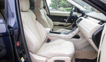 Range Rover Evoque Prestige Model 2015 full