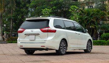 Toyota Sienna Limited 3.5 2019 full