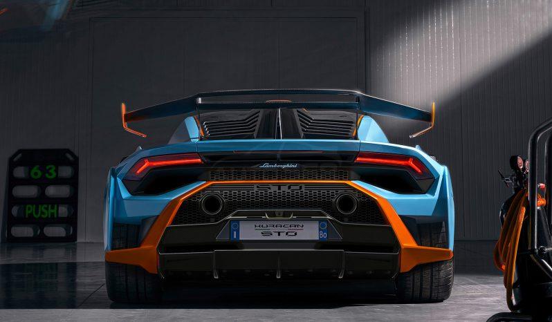 Lamborghini  Huracan STO 2021 full