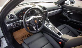Porsche 718 Cayman 2021 full