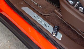 Porsche Cayenne Coupe 2021 full