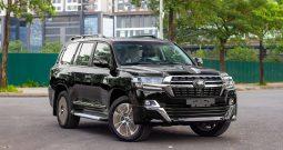 Toyota Land Cruiser 4.5 Diesel Executive Lounge 2021